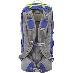 Bergans Rondane 30L Backpack Blue/Neon Green